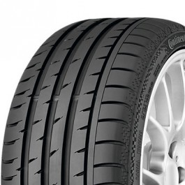 CONTINENTAL SPORTCONTACT 3 245/35R20  ZR XL