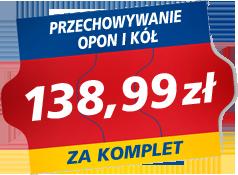 Przechowalnia opon Warszawa